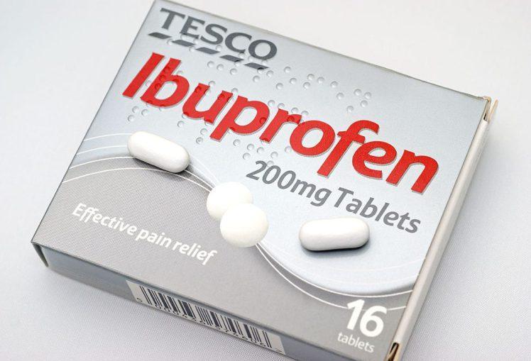 ибупрофен при гв