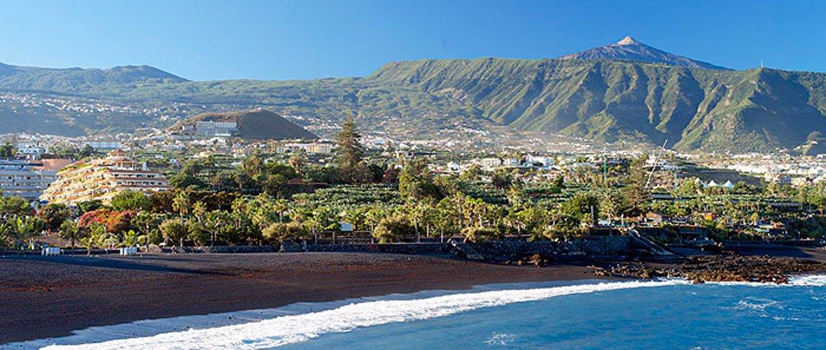 Пуэрто де ла Круз (Тенерифе)