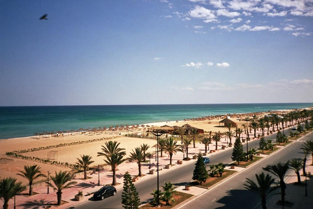 тунис Хаммамет