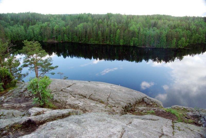 Озеро Победное-Каннельярви