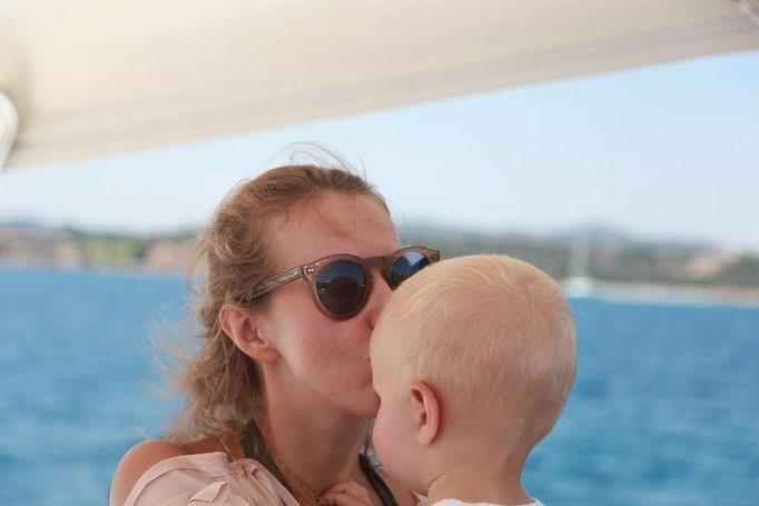 «Моя мама – самая красивая!» – последние новости из жизни Ксении Собчак