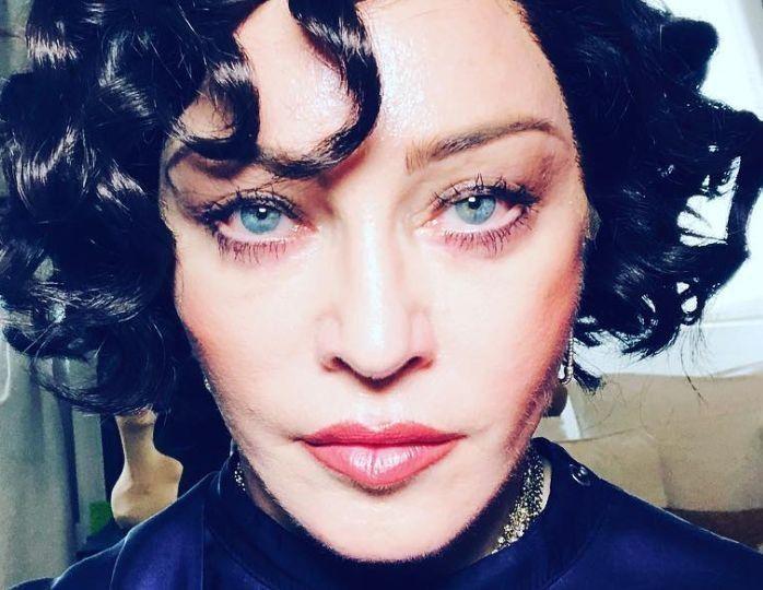 Под «Кровавую Луну» Мадонна изменилась до неузнаваемости