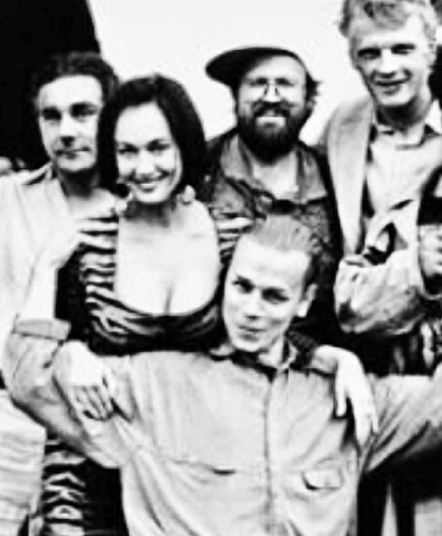 Лариса Гузеева с удовольствием делится архивными фото и историями из прошлого
