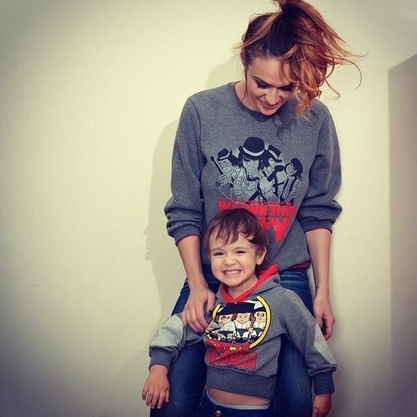 Какая мать, такой и сын. Чадо Алены Водонаевой растет любвеобильным