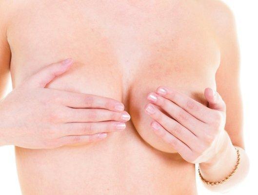 покраснела грудь при гв