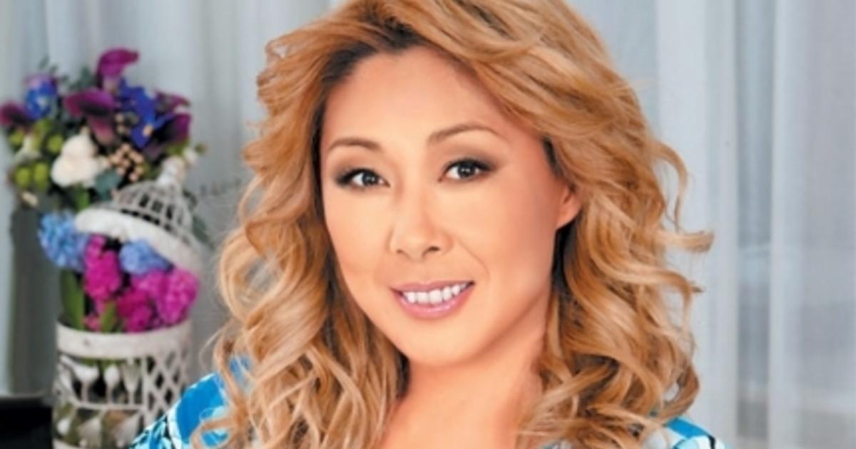 Анита Цой откровенно рассказала об отношениях с мужем