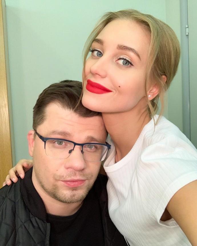 Кристина Асмус выказала недовольство мужем