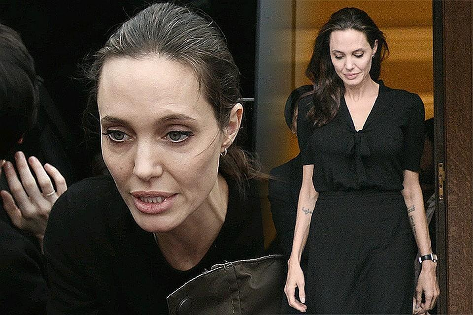 Развод подкосил: что сейчас происходит с Анджелиной Джоли? анджелина джоли сейчас