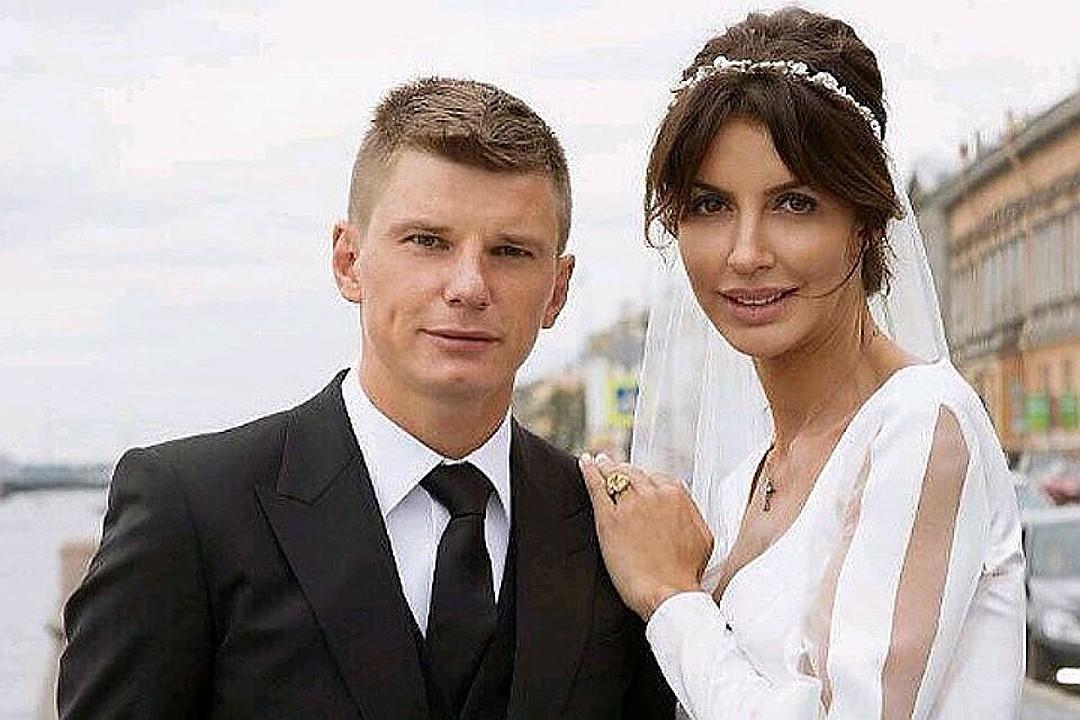 Любимые женщины футболиста Андрея Аршавина