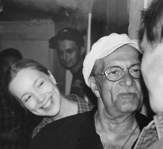 Дарья Мороз выставила архивную фотографию, на которой ей 15 лет