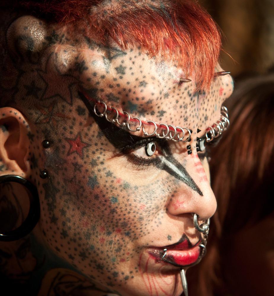 Женщины с уникальной внешностью, которые удивят любого