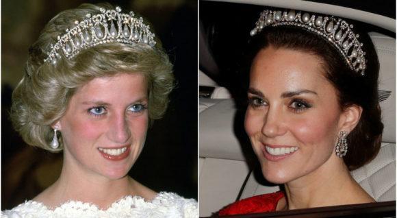 Стала ли Кейт Миддлтон новой принцессой Дианой?