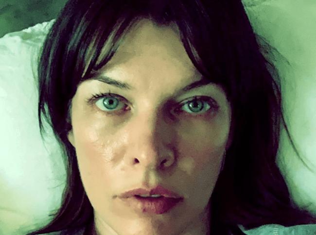 Милла Йовович рассказала, какое событие в жизни вспоминается ей в страшных снах