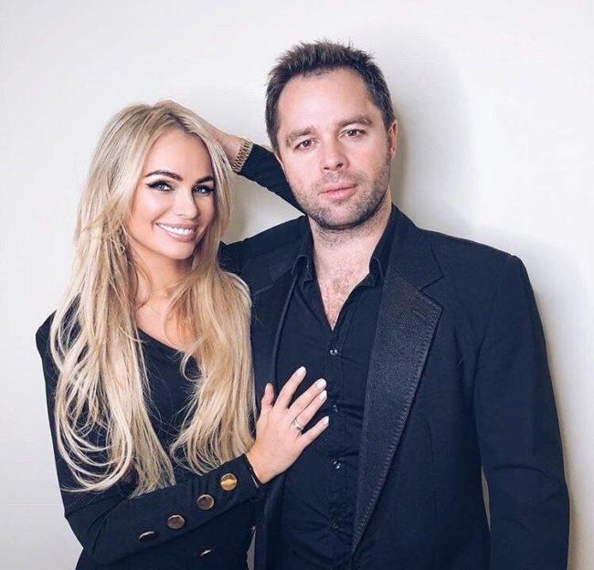 Виталий Гогунский признался, что готов к третьему браку с супругой