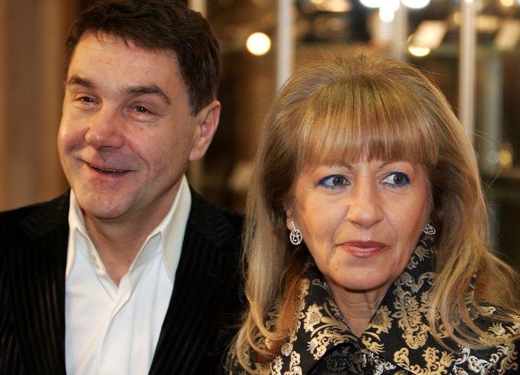 Елены Демченко и Сергея Маковецкого