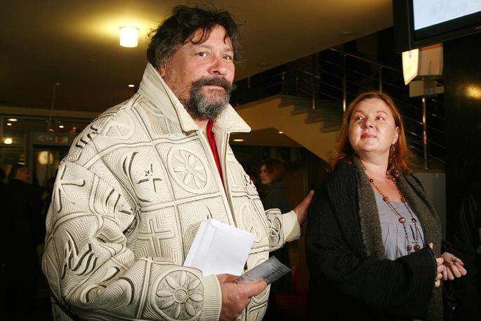 Дмитрий Назаров и Васильева