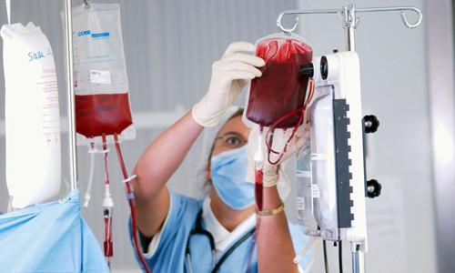 Выбор препаратов для заменного переливания крови