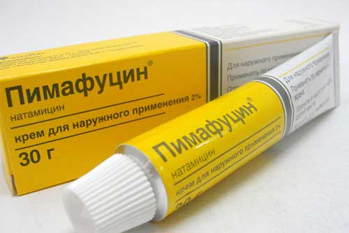 пимафуцин крем при гв