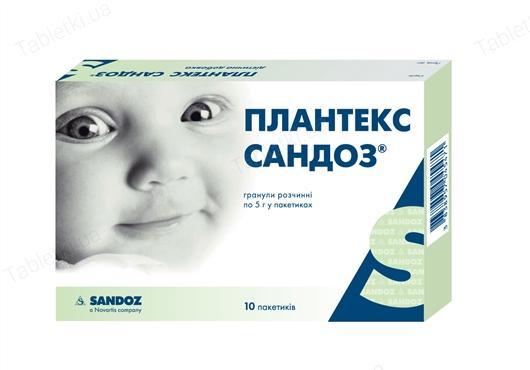 Плантекс препарат