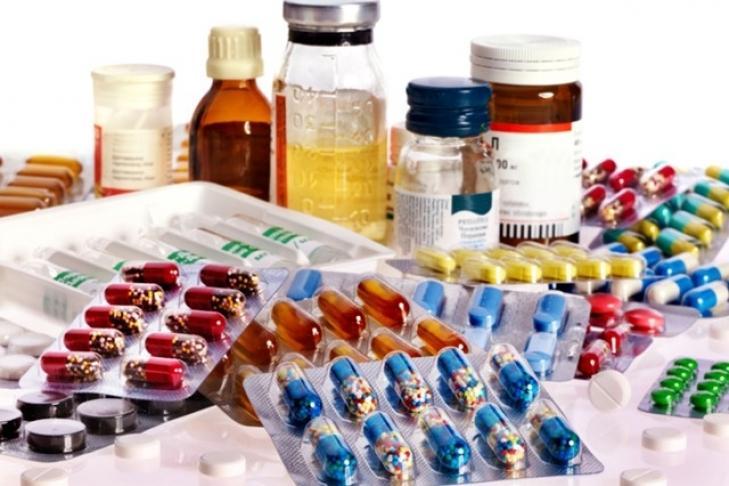 много лекарства