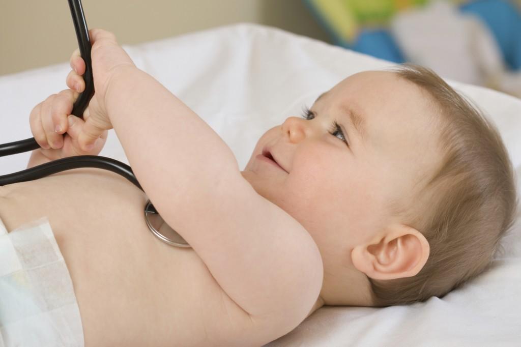 Физиотерапия ребенку