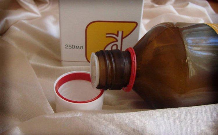 Урсофальк для новорожденных от желтушки