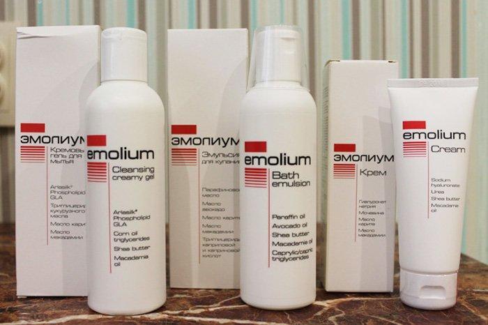 продукция эмолиум