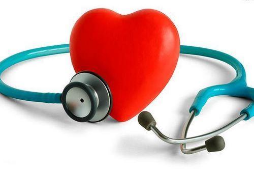 красное серце