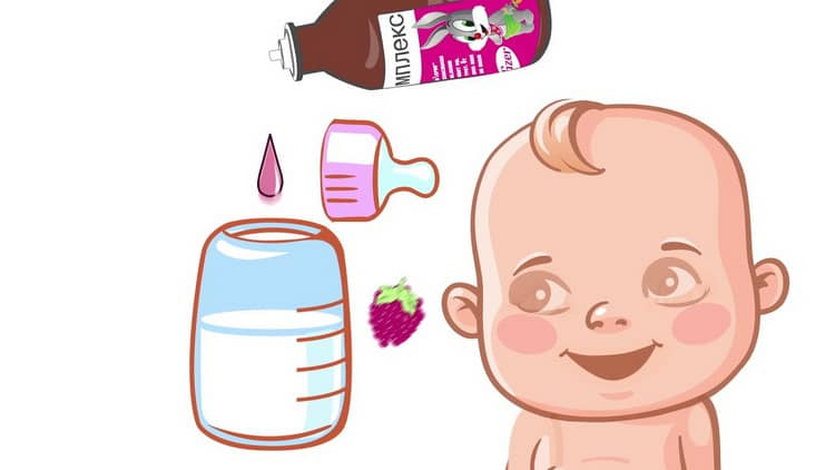 саб симплекс инструкция для новорожденных