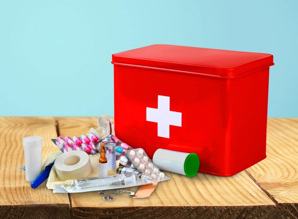 аптечка для новорожденного список необходимого