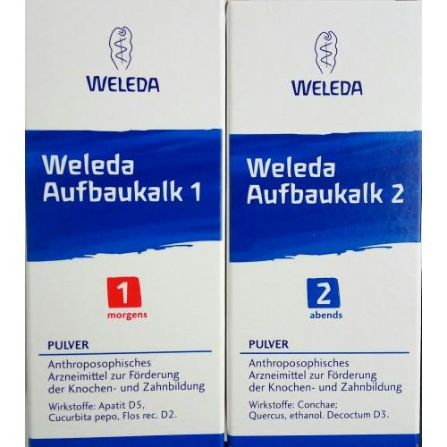 Финский Weleda Aufbaukalkki