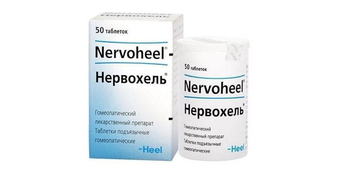 препараты Нервохель