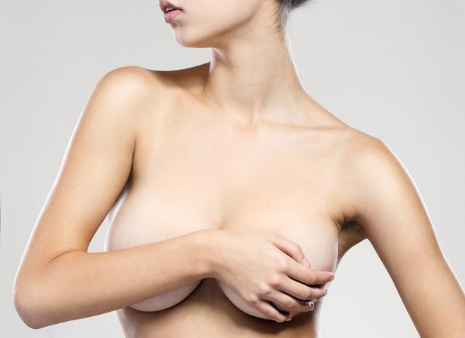 грудь при беременности