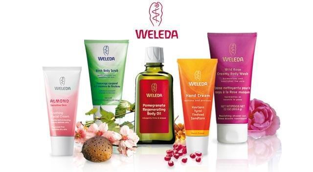 косметика Weleda