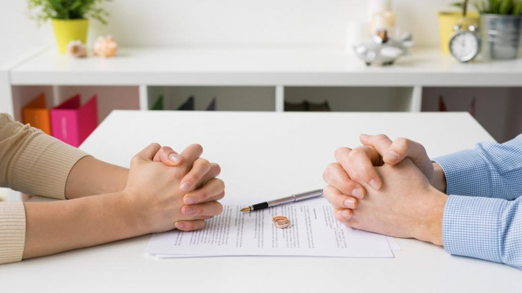 развод при беременности